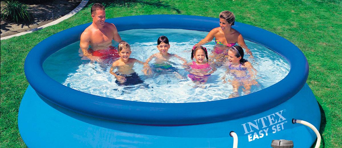 Cu l es el tama o ideal para una piscina hinchable - Mantenimiento piscina hinchable ...