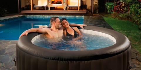 Piscina ideal consejos para una piscina perfecta - Piscina jacuzzi hinchable ...
