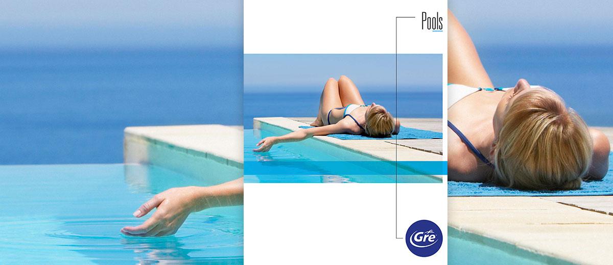Piscinas gre presenta su nuevo cat logo 2015 piscina ideal for Catalogo piscinas